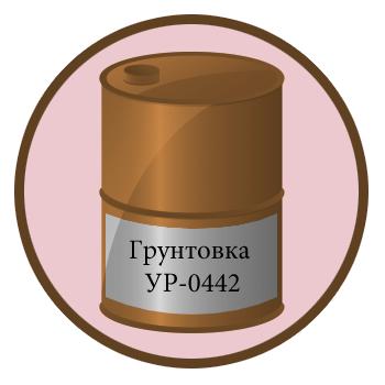 Грунтовка УР-0442